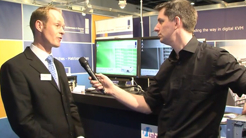 Guntermann and Drunck at BVE 2014