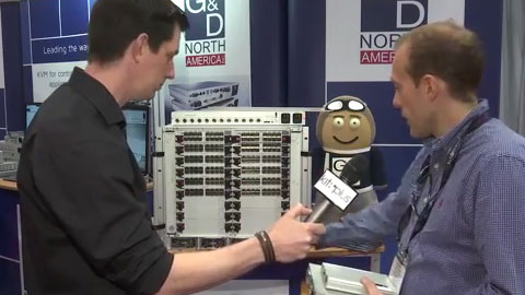 Guntermann and Drunck at NAB 2015