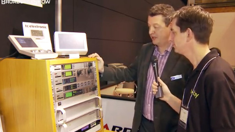 HHB and TC Electronic at BVE North2011