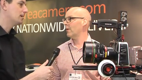 Hireacamera at BVE 2014