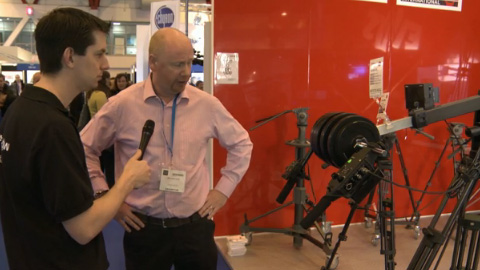 Ianiro at BVE 2012