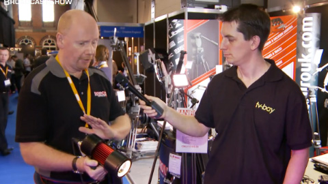 Ianiro at BVE North 2011