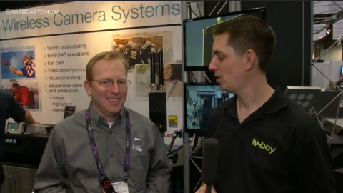 IMT Broadcast at NAB 2012