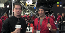 Infinity Arm - Matthews Studio Equipment at NAB 2016