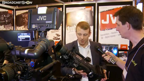 JVC at BVE North 2011