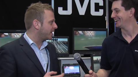 JVC at BVE North 2012