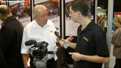 JVC Professional at ProVideo2011