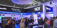 3D Storm, Newtek partners for 20yrs, shares the latest from the VIZRT acquisition at IBC2019