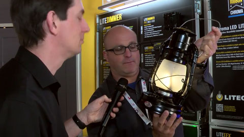 LiteGear at IBC 2015