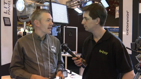Litepanels at BVE 2012