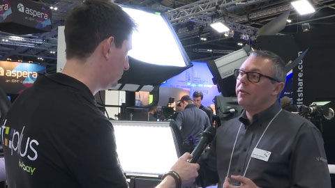 Litepanels at BVE 2015