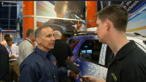 LiveU at NAB 2012