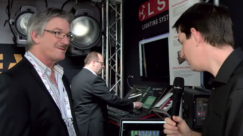 LSC Lighting at IBC 2015