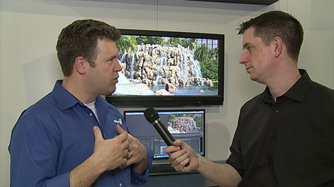 Matrox Mojito at NAB 2014