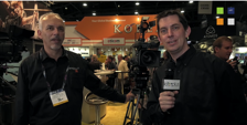 Miller Arrow X Series at NAB 2016