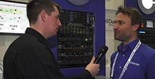 Mobile comms from Clear-Com with LQV4 software and Agent-IC shown at BVE 2018