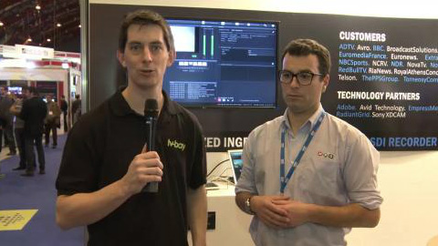 MOG Technologies at BVE 2012