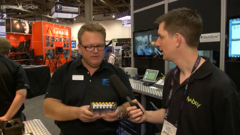 MultiDyne at NAB 2012