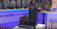 New IDX Technology IPL V-Mount Battery range at IBC 2017
