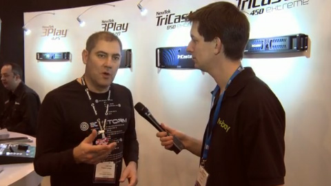 Newtek at BVE 2012