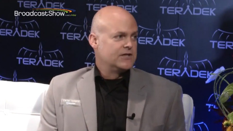 NewTek on BroadcastShow LIVE at IBC 2013