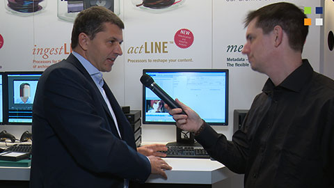 NOA Archive Solutions at IBC 2014