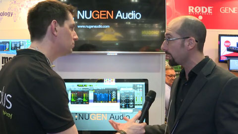 NUGEN Audio at BVE 2015