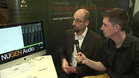 Nugen Audio at NAB 2014