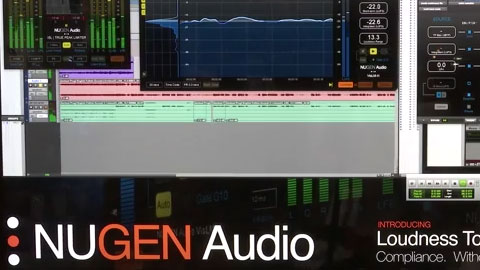 NUGEN Loudness Toolkit at NAB 2015