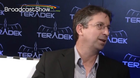 Orad Hi Tec Systems on BroadcastShow LIVE at IBC 2013