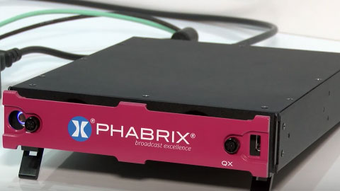 Phabrix Qx at IBC 2015