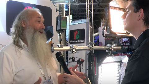 Photon Beard at IBC 2015