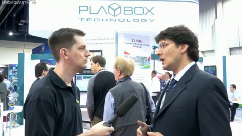 PlayBox Technology at NAB 2012