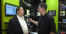 Pliant Technologies CrewComm Wireless Intercom at IBC 2017