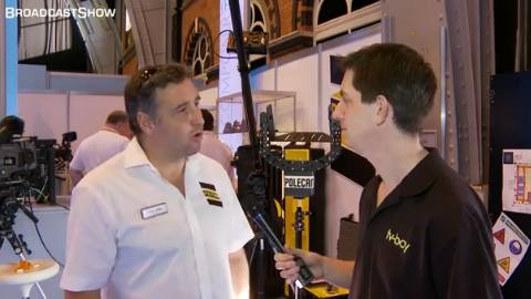 Polecam at BVE North 2011