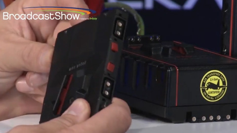 Polecam talk accessories on BroadcastShow LIVE 2013