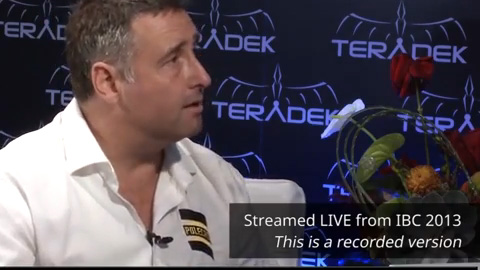 Polecam talk high speed on BroadcastShow LIVE at IBC 2013