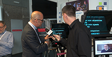 Portaprompt at IBC 2016