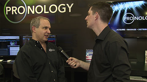 Pronology at NAB 2014