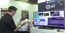 QNews Newsroom system from AQ Broadcast at IBC 2017