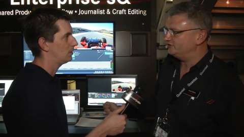 Quantel at IBC 2012 Part Two