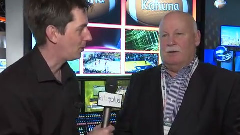 QUANTEL CEO at NAB 2015