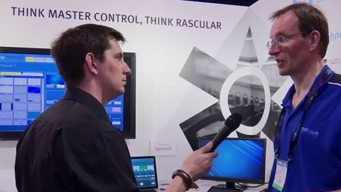 RASCULAR HELM at NAB 2015