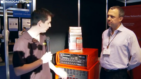 Riedel at BVE North 2011