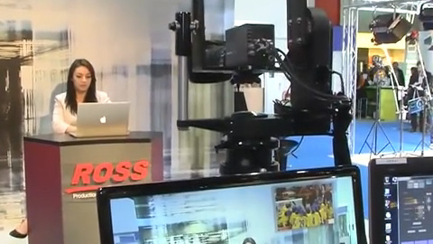 Ross Video at BVE 2014