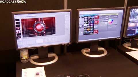 Ross Video at BVE North 2011