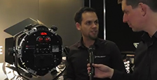 Rotolight Anova Pro 2 shown at BVE 2018