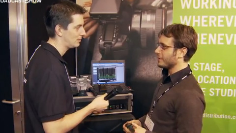 Shure at BVE North 2011