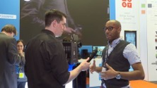 Simeon Quarrie shows G-Technology at BVE 2016