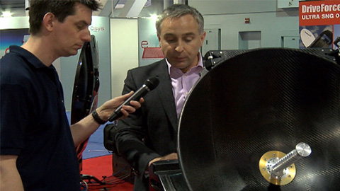 SIS LIVE: ManPak and uPack60 at NAB 2013